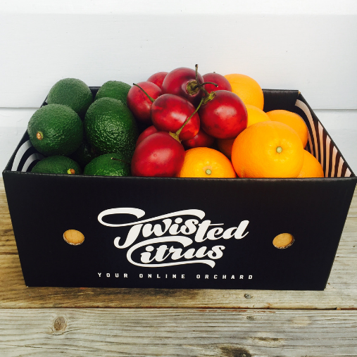 Mixed fruit box from Twisted Citrus