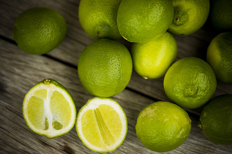 Lime - Fruit of the month Twisted Citrus